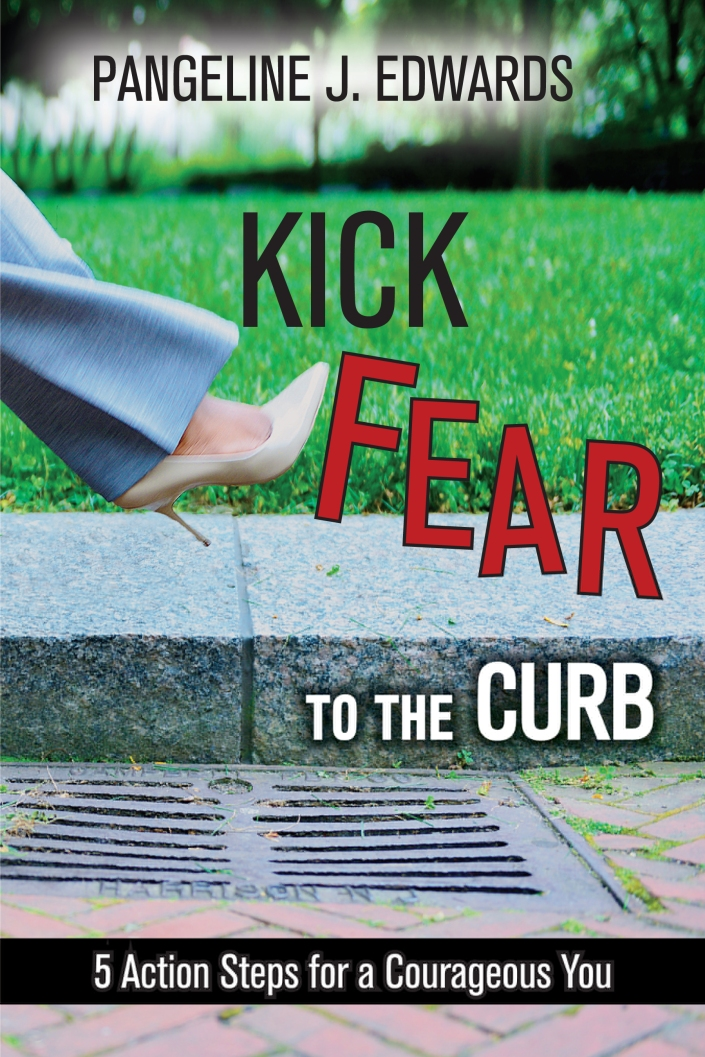 Kick Fear Book